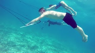 Flying Underwater - Subwing Behind the Scenes