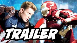 Captain America Civil War Hope Trailer Breakdown