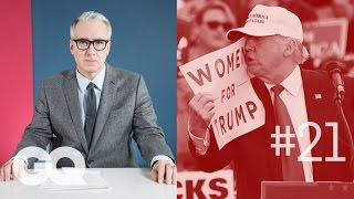 We're Witnessing Donald Trump's Meltdown Here, Folks | The Closer with Keith Olbermann | GQ
