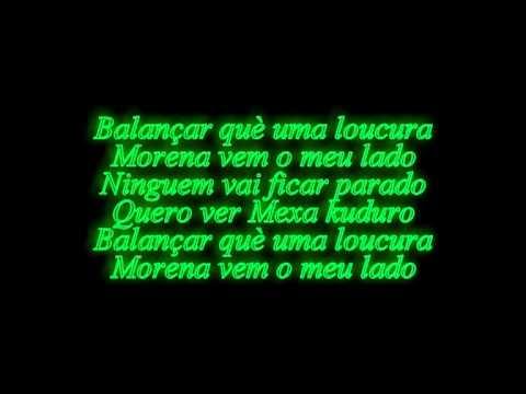 Danza Kuduro Don Omar Lyrics on Screen