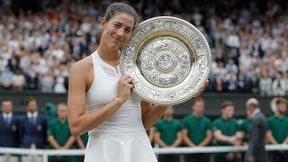 Wimbledon 2017: Garbiñe Muguruza beats Venus Williams in women's final