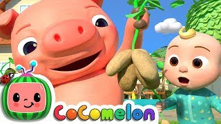 One Potato, Two Potatoes | CoCoMelon Nursery Rhymes