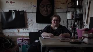 Julie Dowling, Artist, Badimaya