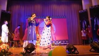 sambalpuri danda geet by padmini dora at delhi by juhar