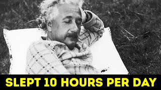 What We Can Learn From Einstein's Quirky Habits