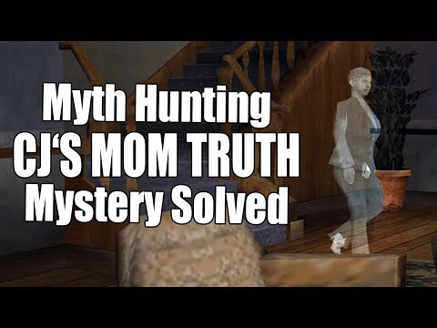 Xxx Mp4 JOHNSON S HOUSE SECRETS AND CJ S MOM GTA San Andreas MYTH HUNTING 3gp Sex