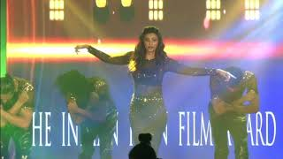 DAISY SHAH rocking & steamy Performance on the stage of TIIFA #2016