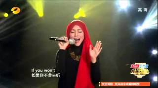 Shila Amzah - Listen (I Am A Singer Ep 09 - 07032014)