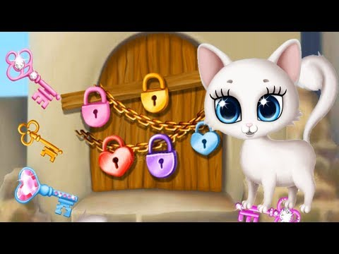 Play Fun Cute Pet Kitten Care Kitty Meow Meow My Cute Cat Day Care Games For Kids By TutoTOONS