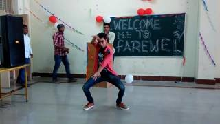 rahul sharma dance from rishikesh