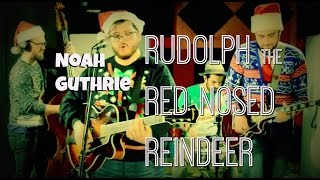 """Noah Guthrie - """"Rudolph The Red Nosed Reindeer"""" (Band Version)"""