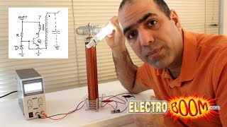 Not the Best Tesla Coil Driver (+Keysight News Leakage)