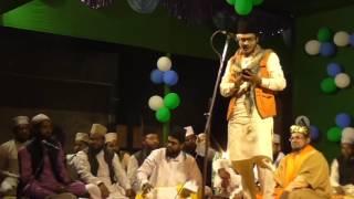 Nadeem Raza Faizi - Gousul Wara Ki Mahfil Jo Bhi Saja Rahe Hain New Letest Naat Odisha - 2017