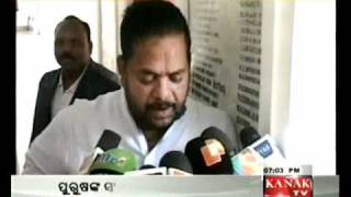 Pradeep Maharathi Alleges Naba Das For Forged Law Degree