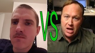 VEGANISM VS ALEX JONES