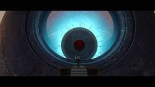 Monster VS Aliens - President Scene - Axel F (HD)