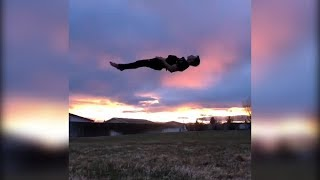 The BEST Backflip And TUMBLING MOTIVATION - Part 3