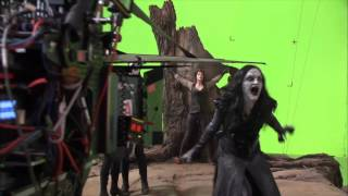 Hansel and Gretel Behind the Scenes part 2