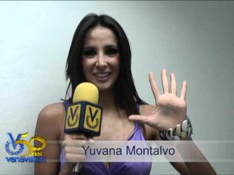 Saludos Venevision Yuvana Montalvo