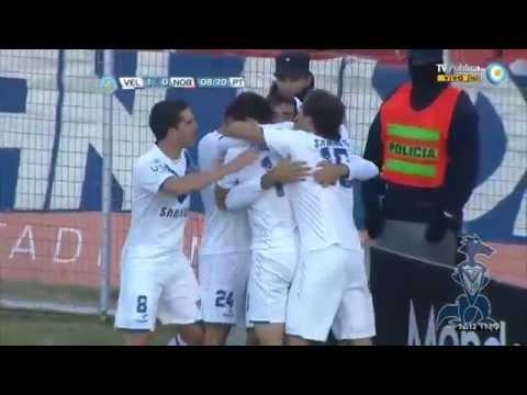 Lucas Pratto Goles 2013 Vélez Sarsfield