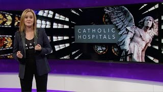 First: Do No Harm. Second: Do No Pussy Stuff. | Full Frontal with Samantha Bee | TBS
