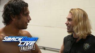 Breezango peacocks after beating the clock: SmackDown LIVE Fallout, April 25, 2017