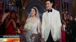 NTG: Official wedding video nina Dingdong at Marian Rivera-Dantes, inilabas na