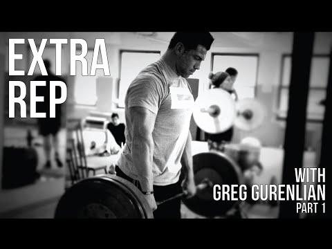 Extra Rep: Greg Gurenlian Part 1