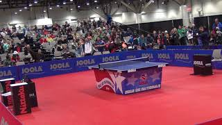Table Tennis recognition announcements, USATT, USA Table Tennis Hall of Fame Attendees