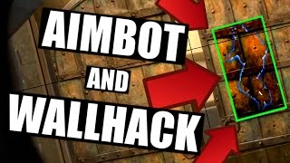 A VERY CHEEKY AIMBOT... AND A WALLHACK?!? (CS GO OVERWATCH FUNNY MOMENTS #11)