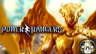 Power Rangers (2017) First Look at Goldar & His Role Revealed
