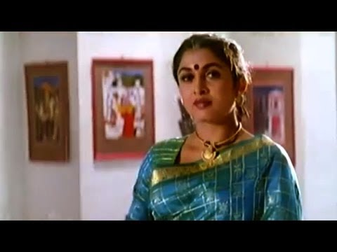 Narasimha Movie || Dailogues at Ramya Krishna's House