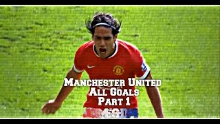 All Manchester United Goals 2014/15 Part 1 (HD)