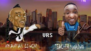 Teacher Kwadwo Face-to-Face with Nkansah Liwin(comic skit)😂😂