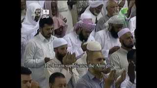 دعاء القنوت   ماهر المعيقلي 12 رمضان 1434