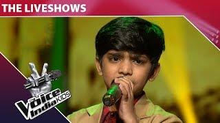 Fazil Performs On Pardesi Pardesi | The Voice India Kids | Episode 30