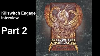 KILLSWITCH ENGAGE TALKS ABOUT THE NIGHTMARE INSPIRATION BEHIND INCARNATE