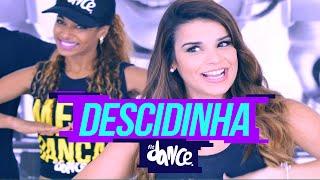 Descidinha - Babado Novo - Coreografia   Choreography - FitDance - 4k