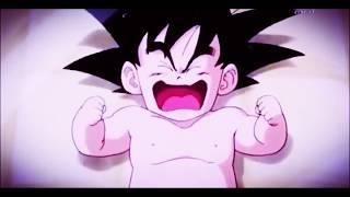 Goku & Bardock 「AMV」   Believer