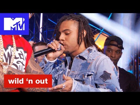 Xxx Mp4 Vic Mensa Goes Ballistic On Nick Cannon Method Man Wild N Out Wildstyle 3gp Sex