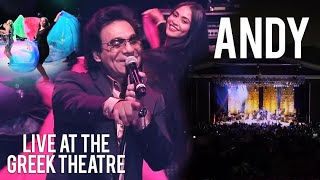Andy Live At The Greek Theatre 2019