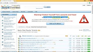 How To Visit Banned Sites Or How to Use Torrent Sites. Tricks