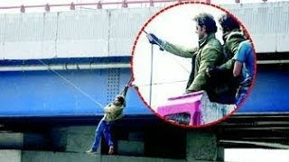 Bang Bang   Hrithik Roshan Dangerous Stunts Revealed