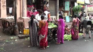 Walkthrough in the old Ahmedabad (Gujarat - India)