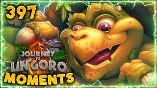 Priest RNG is Awesome! | Hearthstone Daily Moments Ep. 397