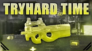 MWR SnD - P90 Tryhard Time - Time to be a Sweaty Nerd