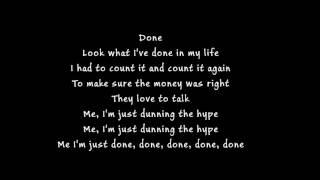 Drake - Hype (Remix) Feat. Lil Wayne Lyrics