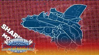 Official Skylanders SuperChargers Mod Shop: Shark Tank