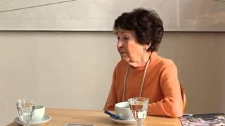 Käthe Recheis und Lisa Wildmann im Gespräch über