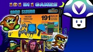 [Vinesauce] Vinny - Plug & Plague: DreamGEAR My Arcade Game Station 191-in-1